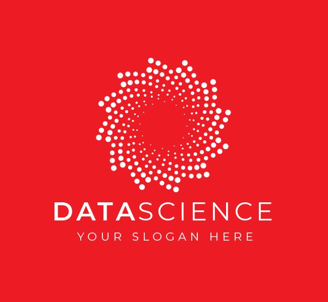 605-Swirl-Data-Science-Pre-Designed-Logo