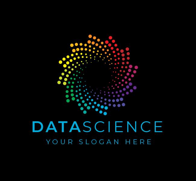 605-Swirl-Data-Science-Stock-Logo