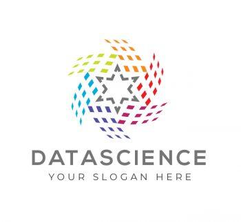 Star Data Science Logo & Business Card