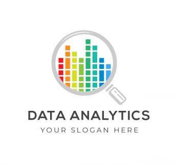 Simple Data Analytics Logo & Business Card
