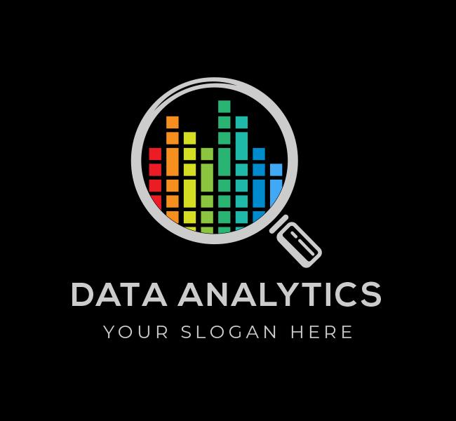608-Data-Analytics-Stock-Logo