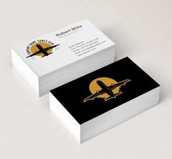 587-Plane-Travel-Business-Card-Mockup