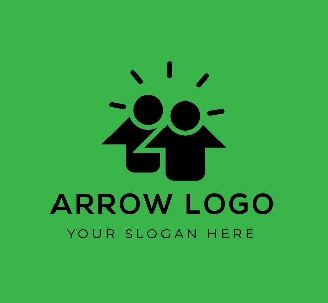 602-Arrow-Logo-Start-up-Logo