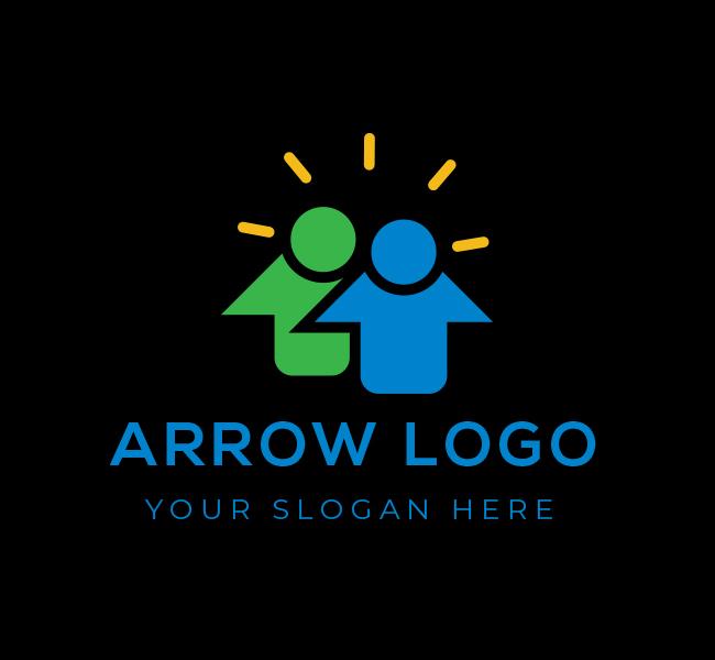 602-Arrow-Logo-Stock-Logo