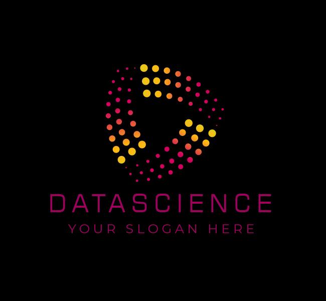 607-Dynamic-Data-Science-Stock-Logo