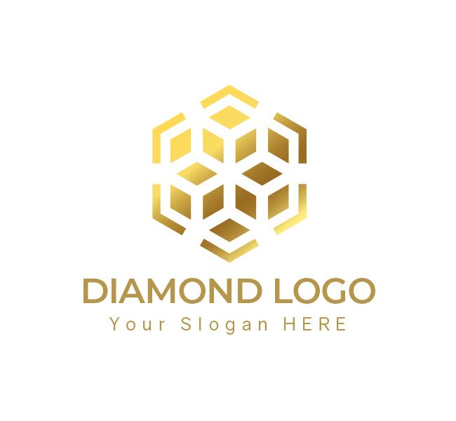 Luxury-Diamond-Logo