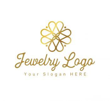 Luxury Jewellery Logo & Business Card