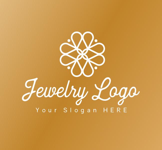 616-Luxury-Jewellery-Pre-Designed-Logo