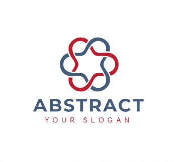 Simple Abstract Logo & Business Card