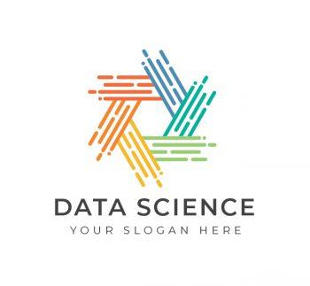 Hexagon Data Science Logo & Business Card