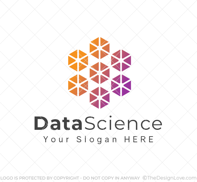 Hexa Data Science Logo