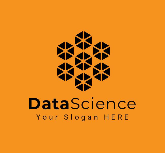 613-Hexa-Data-Science-Pre-Designed-Logo