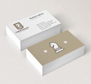 624-Knight-Chess-Business-Card-Mockup