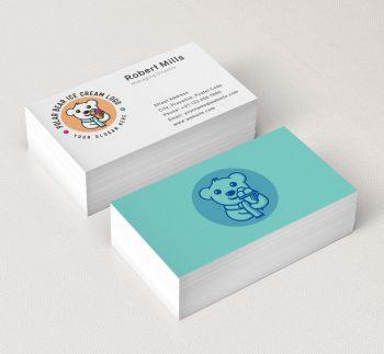637-Polar-Bear-Ice-Cream-Business-Card-Mockup
