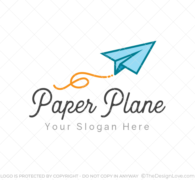 Paper-Plane-Logo