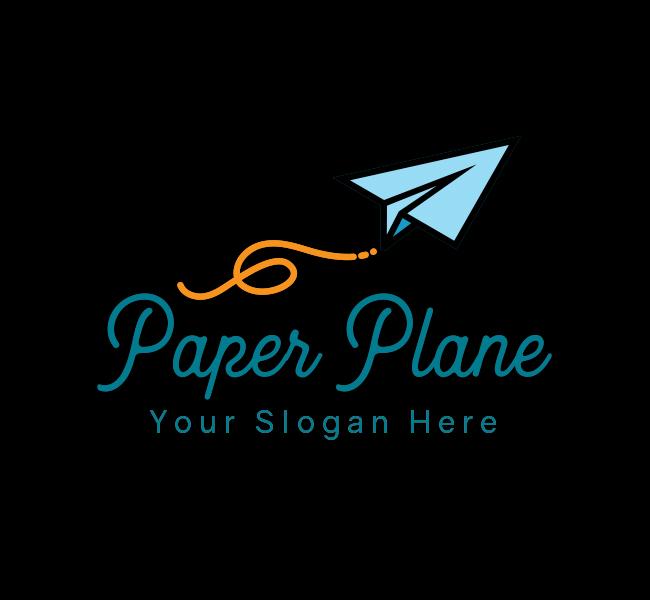 639-Paper-Plane-Stock-Logo