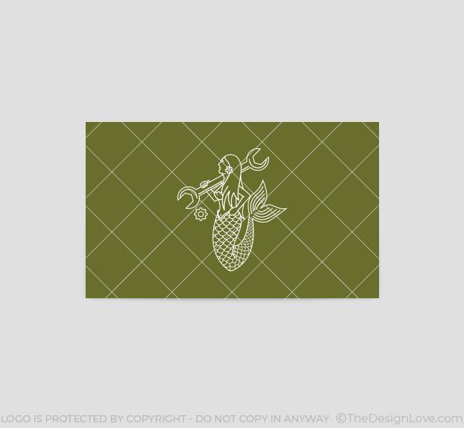 618-Mermaid-Mechanic-Business-Card-Back
