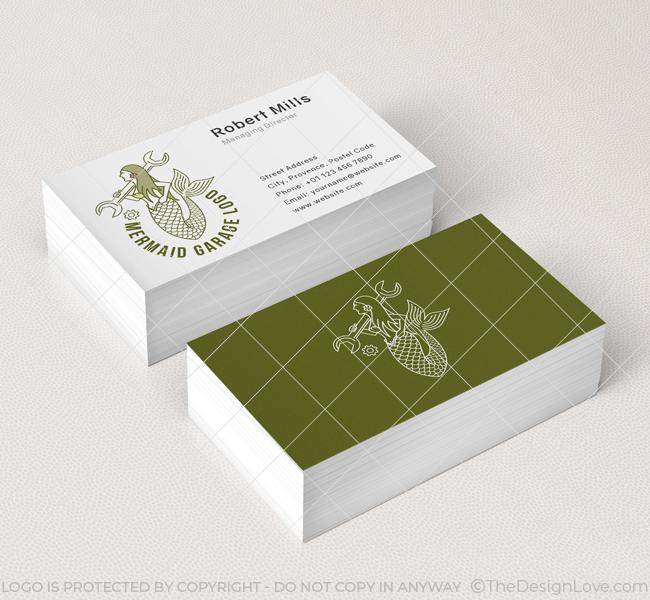 618-Mermaid-Mechanic-Business-Card-Mockup