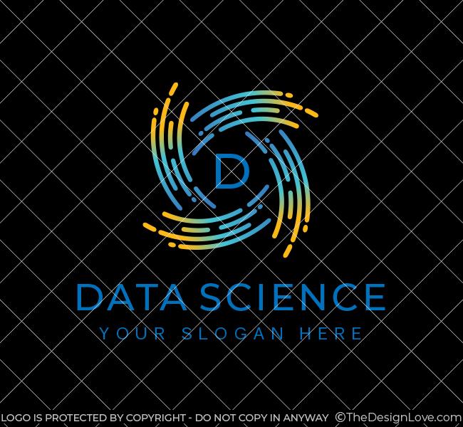 625-Letter-D-Data-Science-Stock-Logo