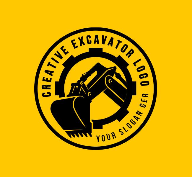 633-Heavy-Excavator-Start-up-Logo