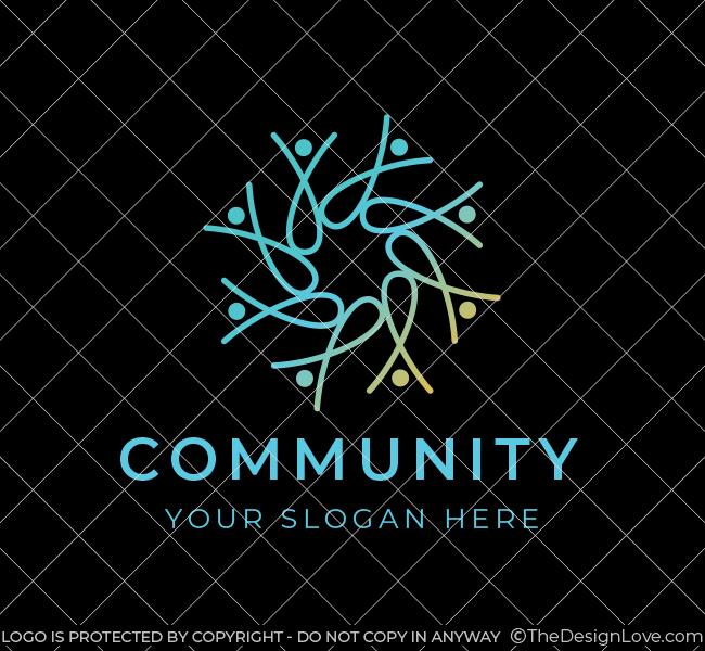 643-Community-Stock-Logo