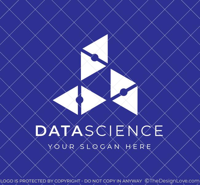 642-Cool-Data-Science-Pre-Designed-Logo