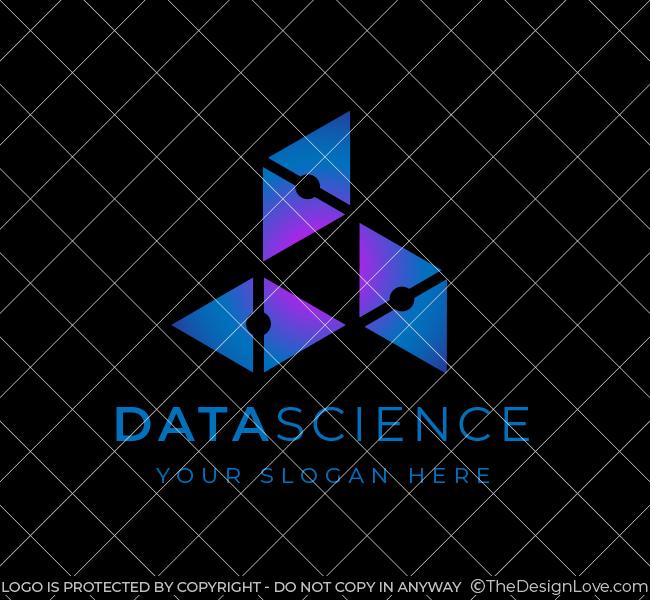 642-Cool-Data-Science-Stock-Logo