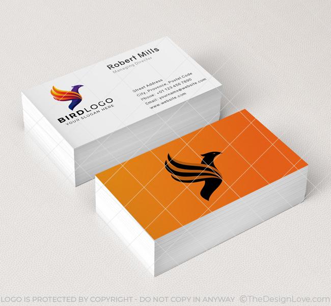 646-Flying-Bird-Business-Card-Mockup