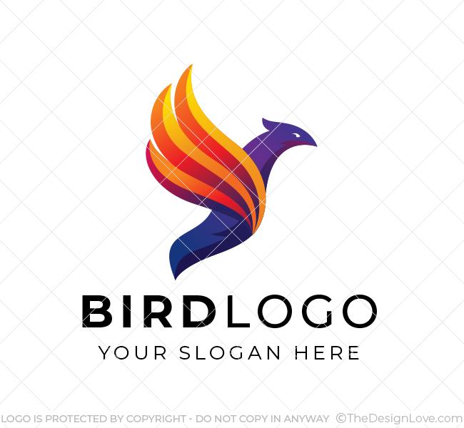 Flying-Bird-Logo