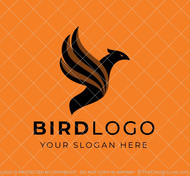 646-Flying-Bird-Start-up-Logo